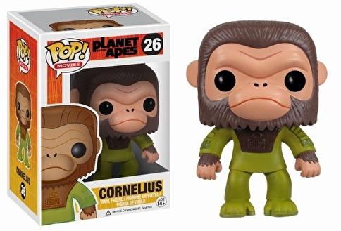 Funko Planet of the Apes Cornelius POP Renkli